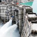 青海贵德拉西瓦水电站