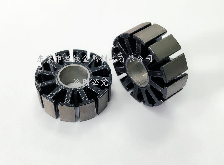 低鐵損硅鋼片沖壓,35無刷電機定子鐵芯