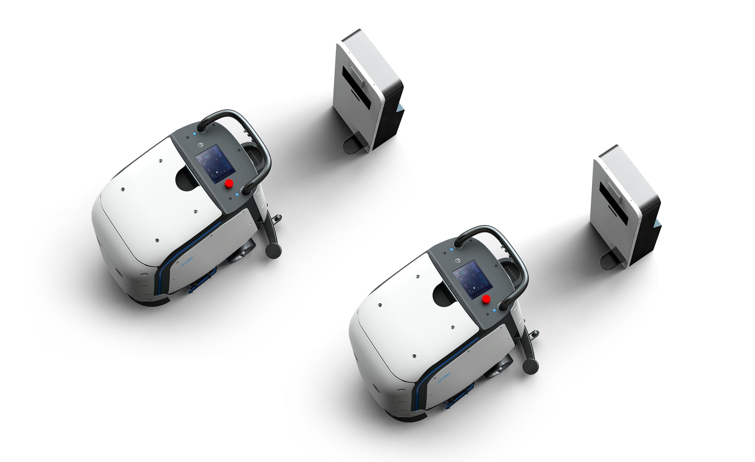 iScrubbot M2 Pro清洁消毒机器人