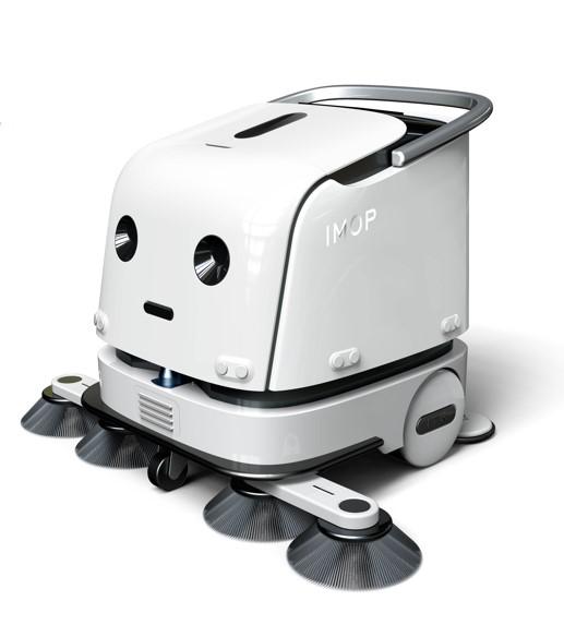 iTR-S系列扫吸一体机器人