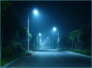 Solar Street Lamp , 260 Wp