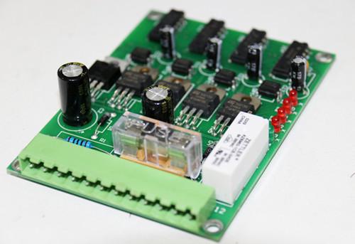 超温控制板