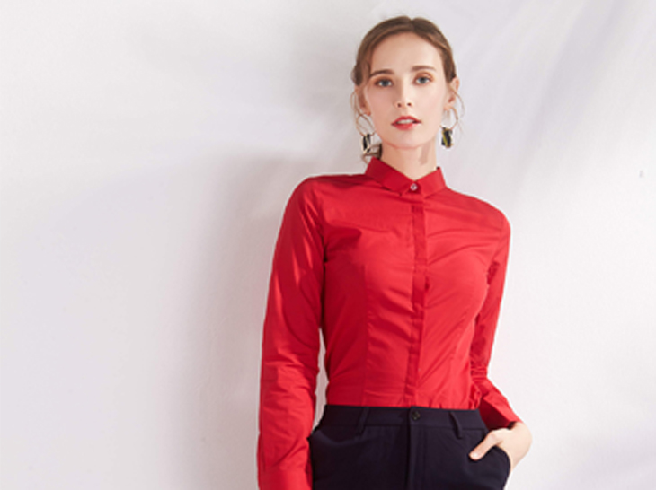 时尚衬衫006