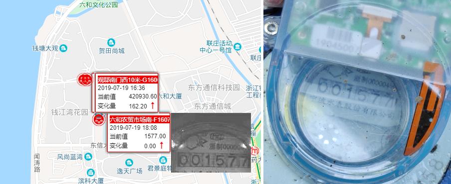 NB-IoT摄像直读表