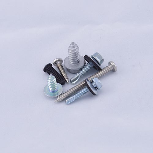 Tapping screws and Self drilling screws