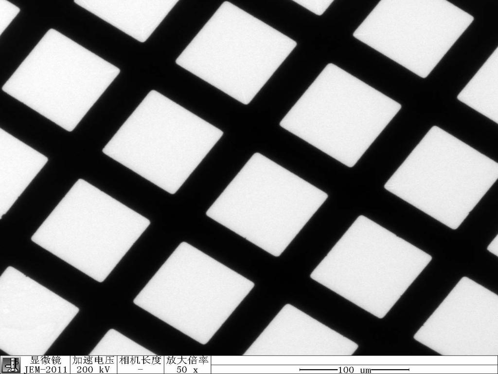碳支持膜(镍网)