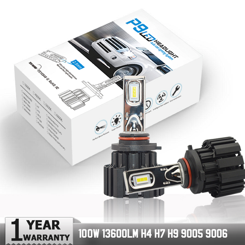 Newsun LED Headlight N9 HB3