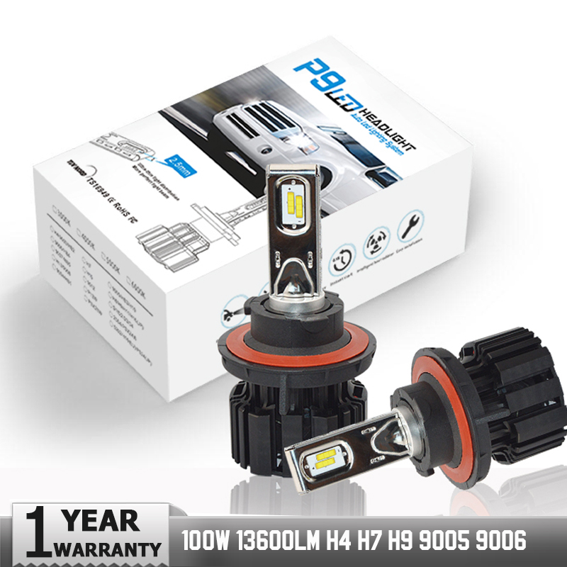 Newsun LED Headlight N9 H13