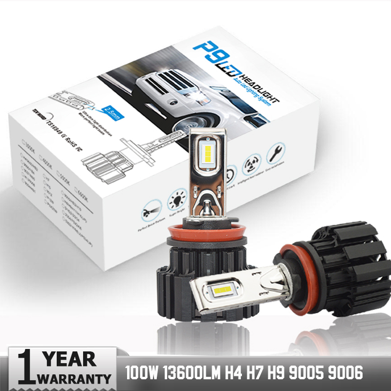 Newsun LED Headlight N9 H8