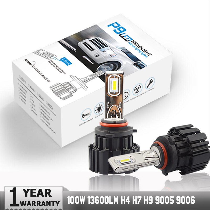 Newsun LED Headlight N9 HB4