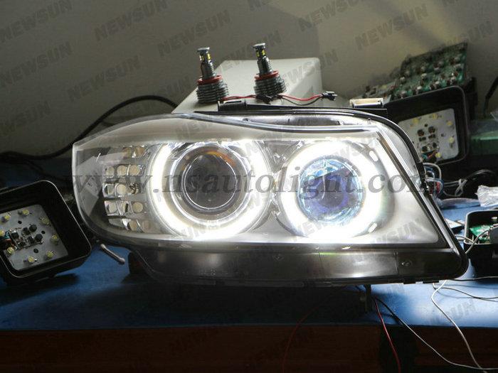 32W BMW H8 CREE LED Angel Eye Halo Light E90 E92 M3 E60 E70 X5 M E71 X6 E82