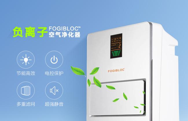 Fogibloc负离子空气净化器