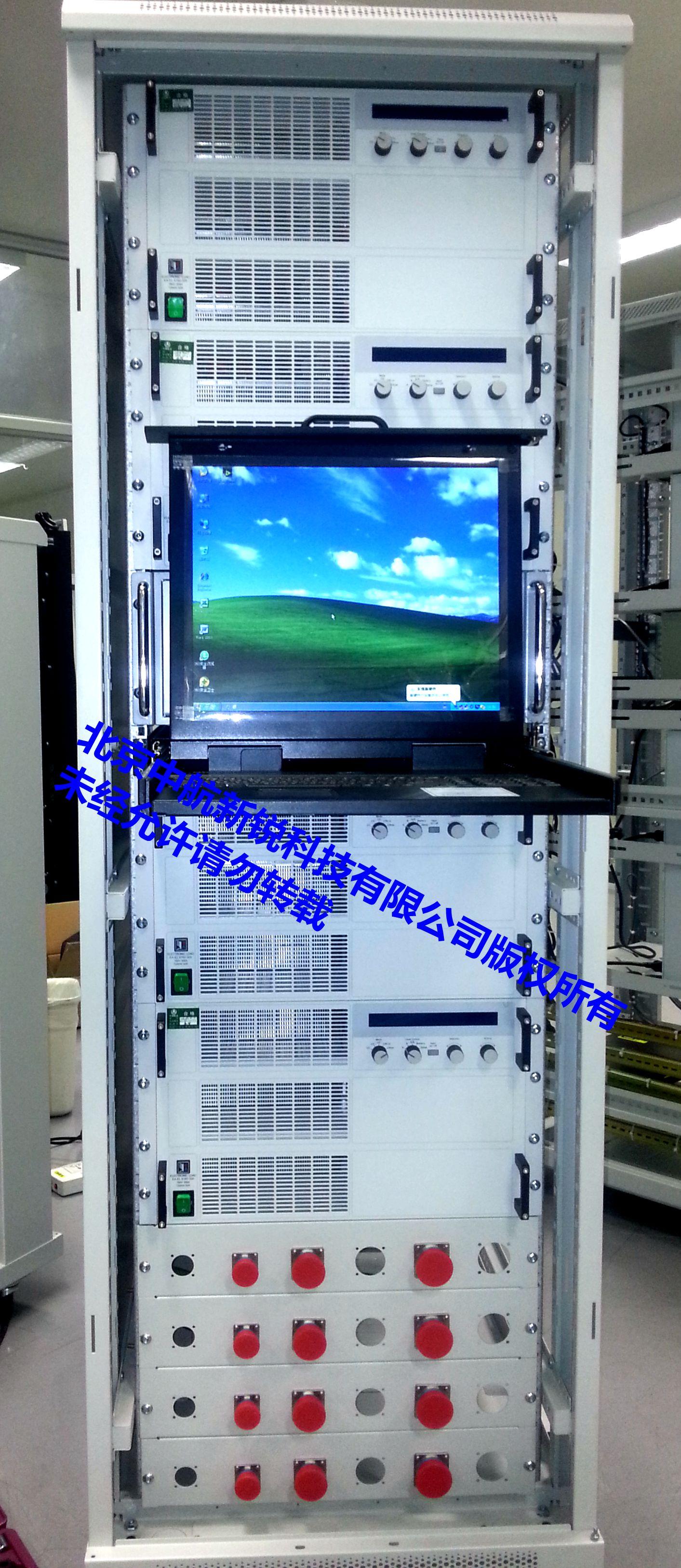 72KW高压大功率电子负载测试系统(单路应用)