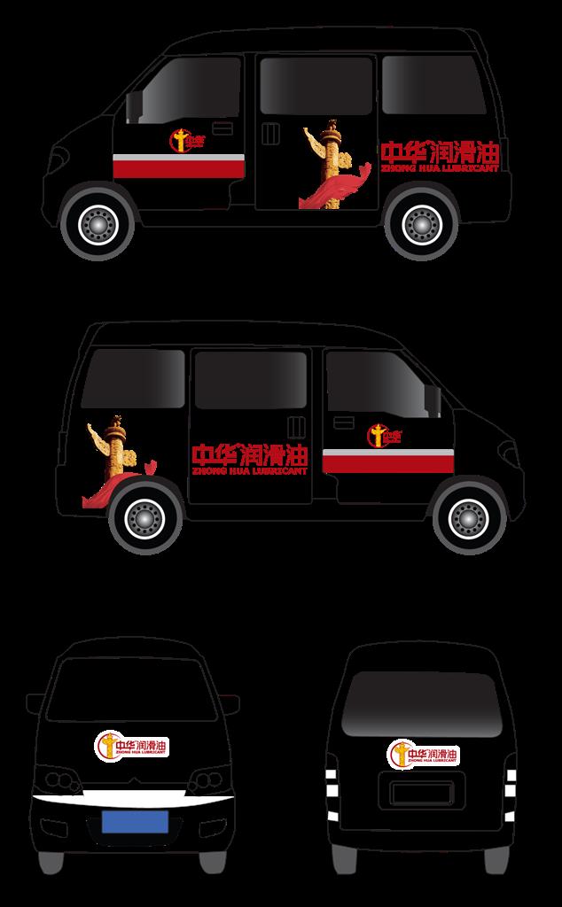 微面车贴方案