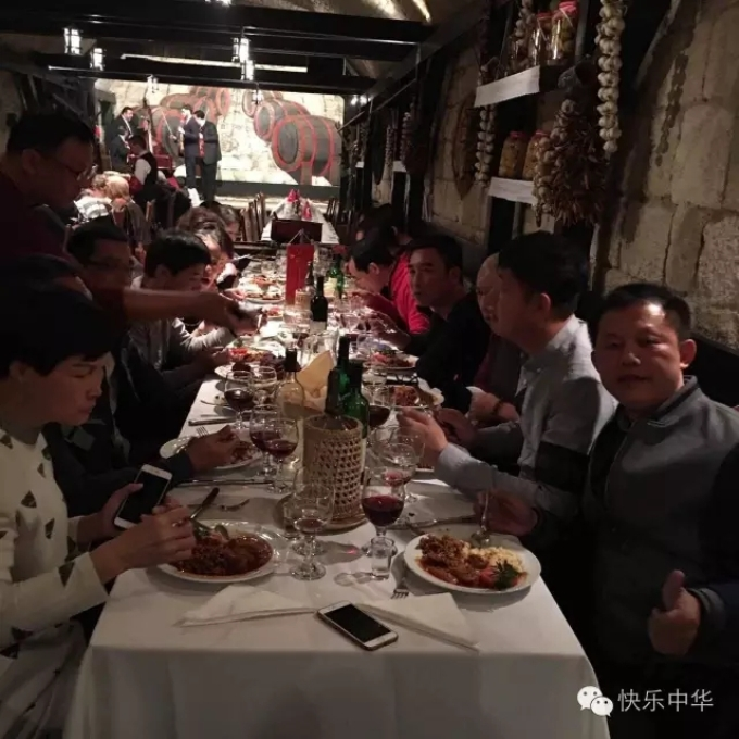 唯美食、美景不可辜负——中华经销商东、西欧团的美食之旅