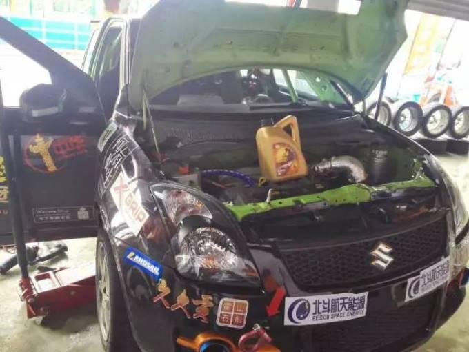 5小时超级耐力赛车队使用中华1号产品参赛,勇夺亚军!