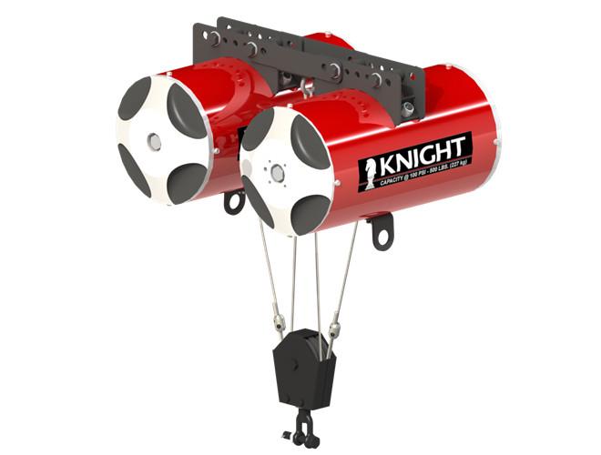 TRKBA并联动滑轮式钢丝绳气动平衡器