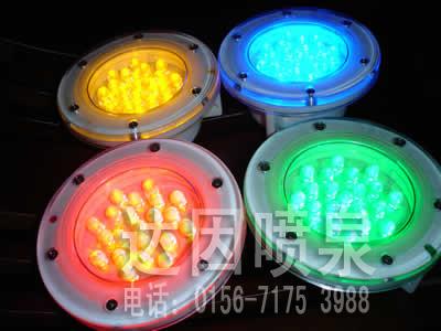 LED水下彩灯  DNY-L001-120