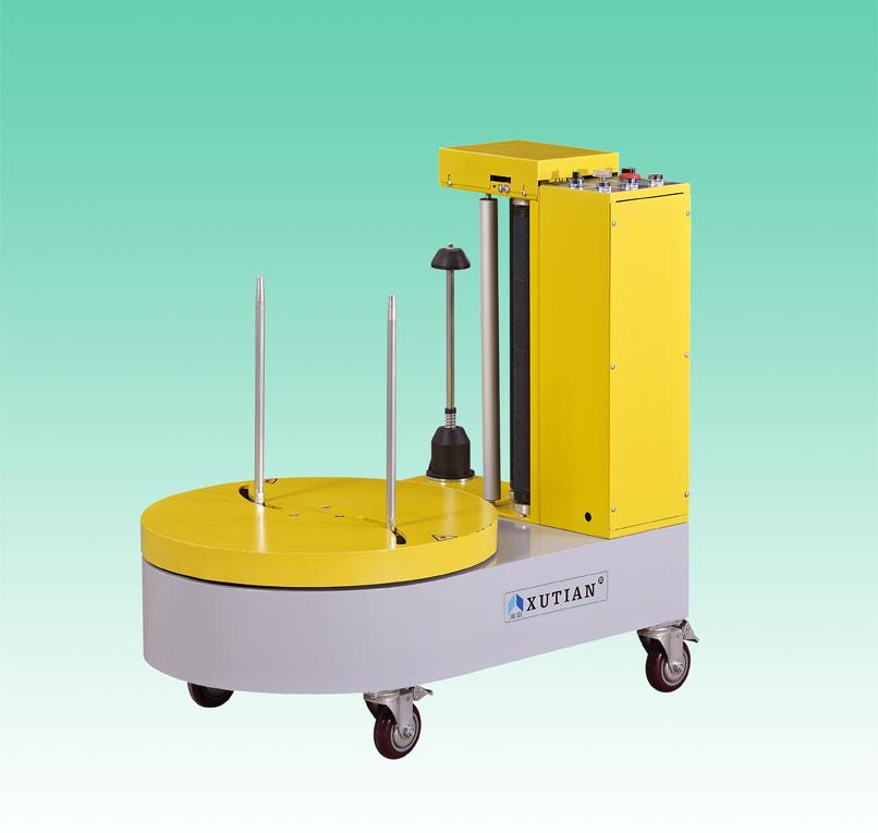 自动行李缠绕机XT4508A