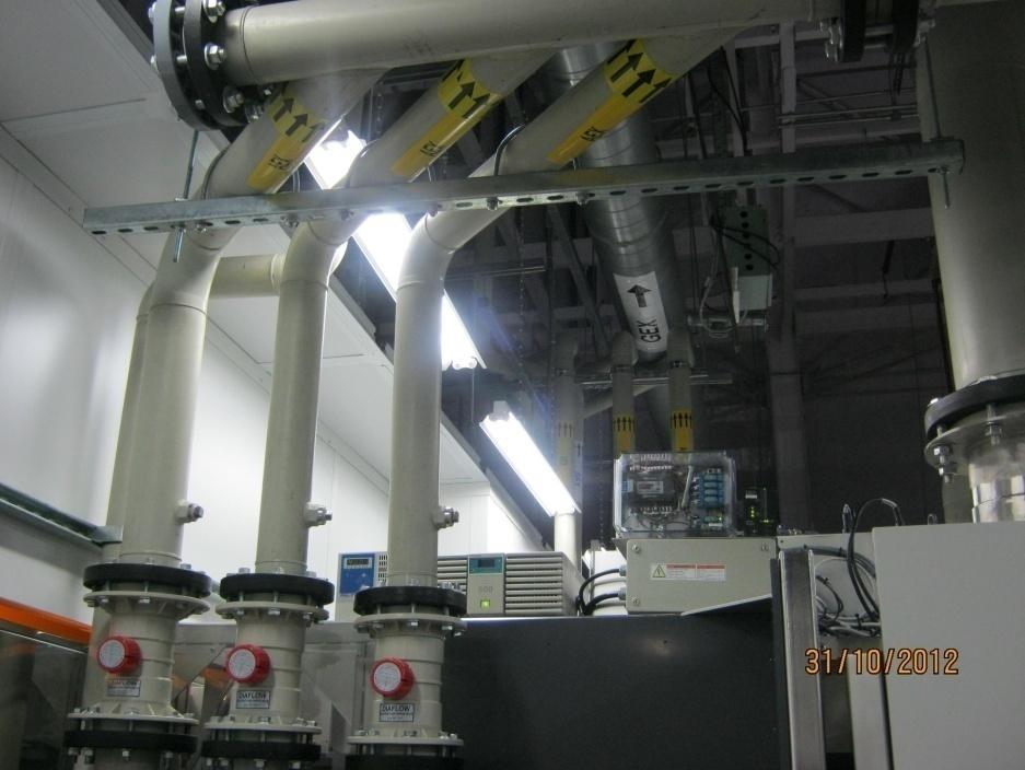 PPH管道在化工厂的应用