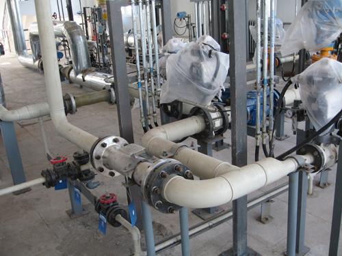 PPH在化工厂的应用