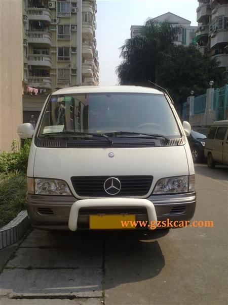 奔驰商务MB100(15座)-广州商务租车车型