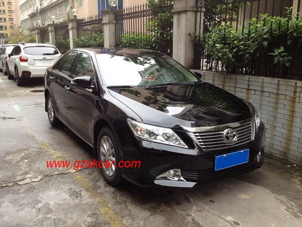 2012款凯美瑞-广州旅游租车车型