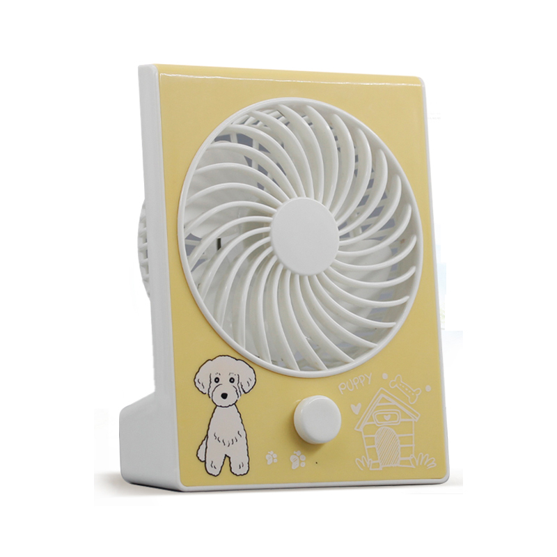 Picture of mini table fan