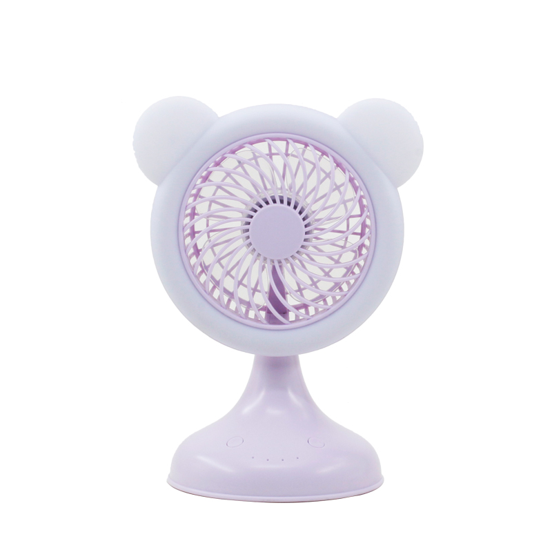 Picture of LED lights fan
