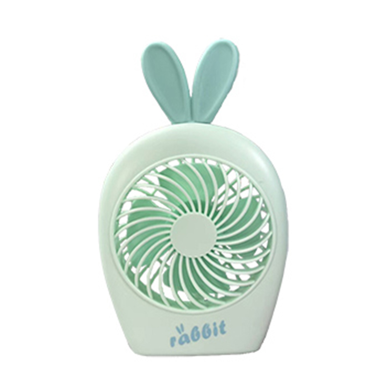 Picture of cute rabbit look portable fan
