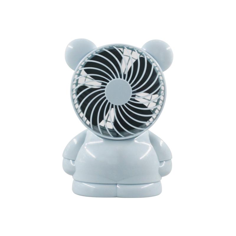 Picture of cute bear look fan