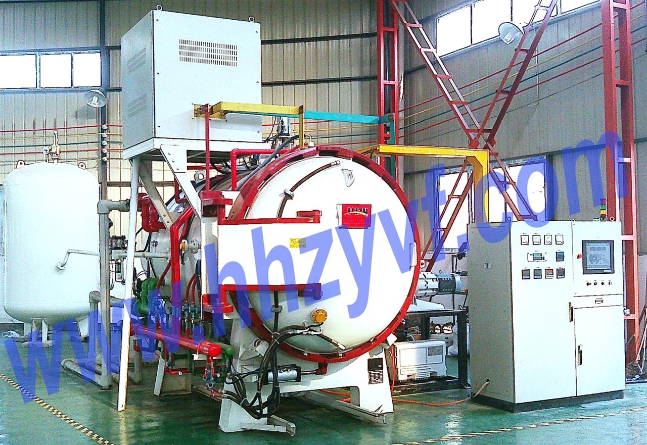 VSF series vacuum high tem. sintering furnace