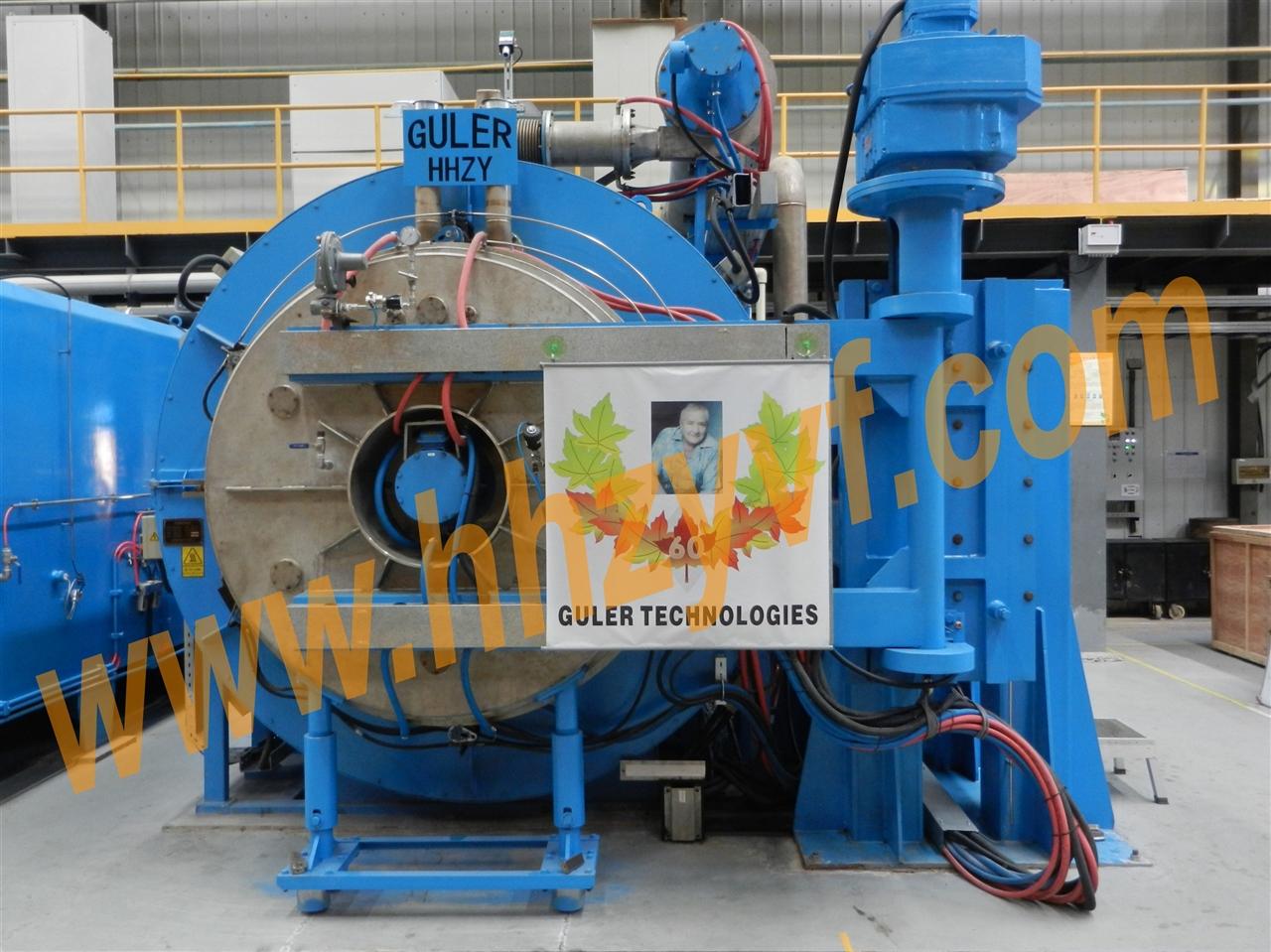 VNC series vacuum nitriding furnace