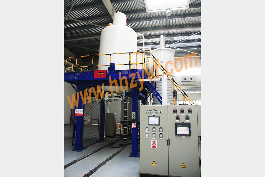 VAFV series vertical vacuum annealing furnace