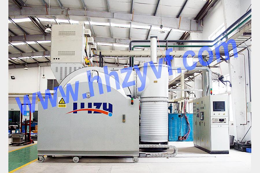 VBF series vacuum high-temperature brazing furnace