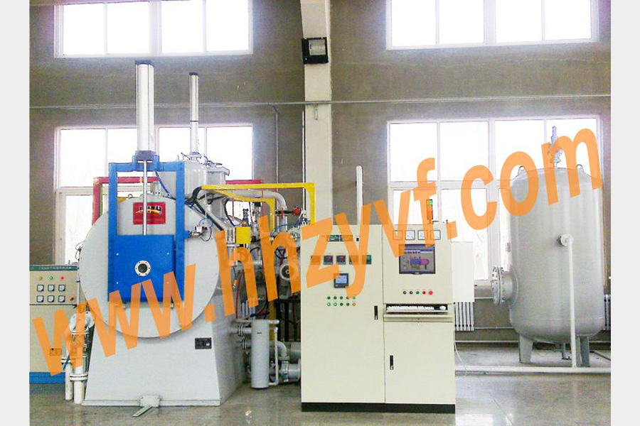 VCOQ2 smart vanuum carburizing quench furnace