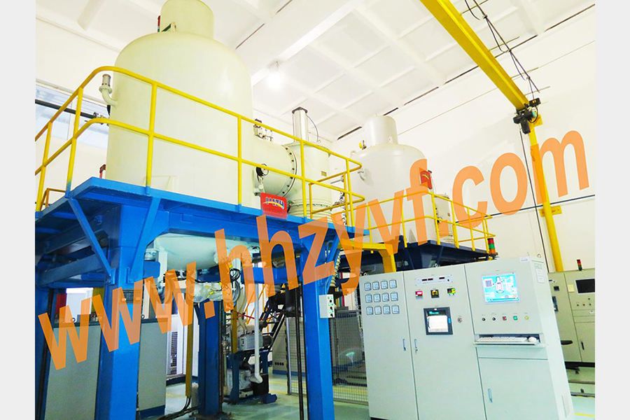 VBFV series vertical vacuum high-temperature brazing furnace
