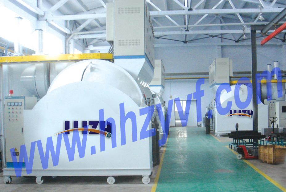 VAB series vacuum aluminum brazing furnace