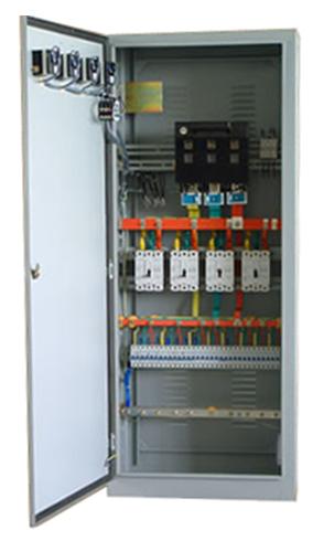 7 主要结构数据 7.1 根据系统容量和开关大小,柜体宽度有600、700、800、1000mm四种,柜体深度有400mm一种,箱体高度有1600、1700、1800、1900mm四种。 7.2 产品由一个封闭的柜体构成,母线采用TMY硬铜排,水平母线置于柜顶部。 7.3 开关柜的保护电路由PE母排和导电的金属构件构成,N排置于柜底前部。 7.