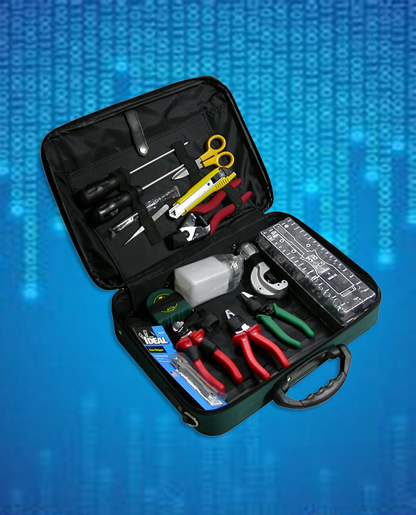 CR-JF02B光缆施工工具箱