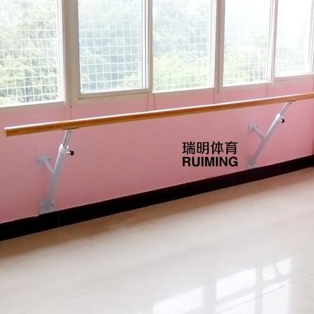 祝贺南京鸿璇武术舞蹈培训中心舞蹈把杆安装完毕!