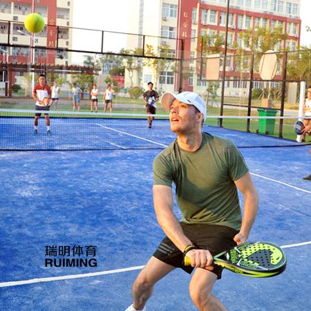 宿迁板网球比赛精彩瞬间