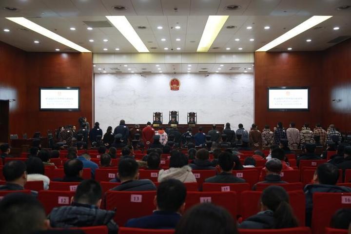 """杭州""""龙炎电商""""非法集资案一审宣判 两主犯获无期徒刑"""