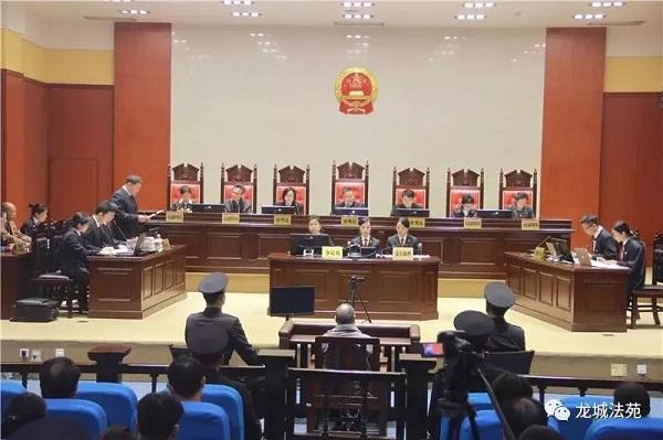 """广西柳州""""8·20""""重大案件罪犯黄日朝今被执行死刑!"""
