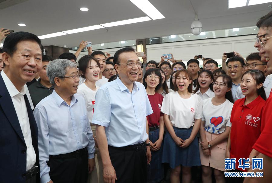 李克强在辽宁考察时强调 实现东北振兴关键在改革开放