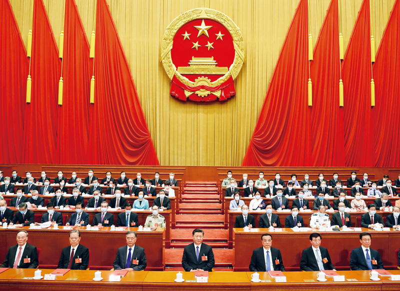 习近平:充分认识颁布实施民法典重大意义 依法更好保障人民合法权益