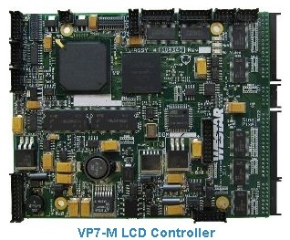VP7-M LCD Controller