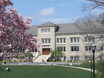 Blair Academy (布莱尔学院)