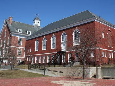 Pomfret School(庞弗雷特中学)