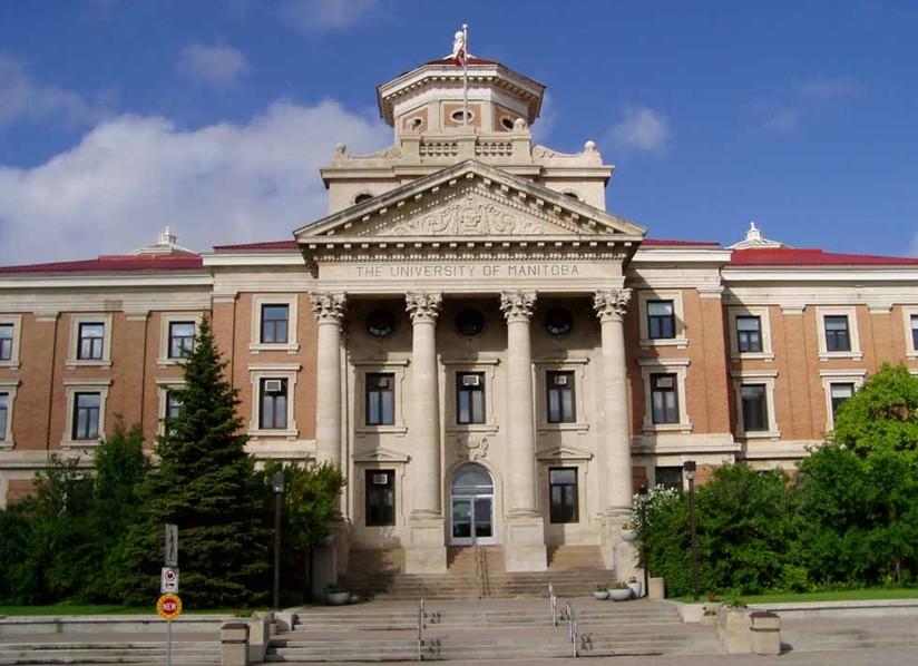 加拿大曼尼托巴大学
